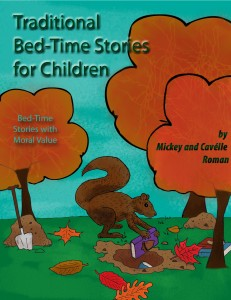 A Children Story book with emphasis on MORAL VALUE AND AMERICAN FOLKORE